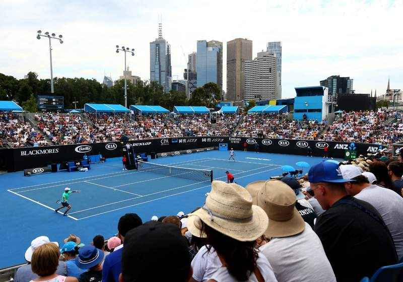 Australian Open General Admission In Melbourne Klook