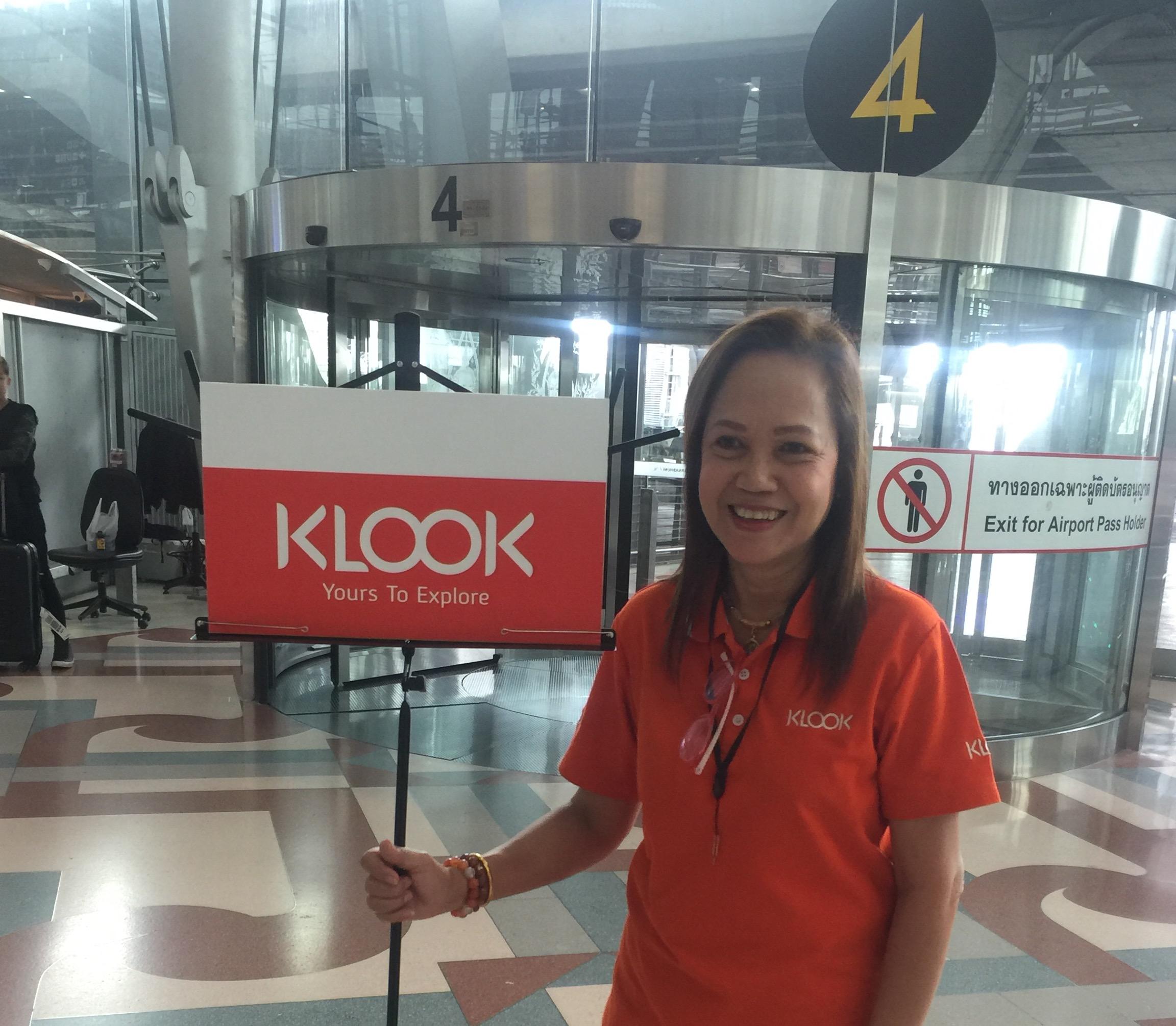 Hong Kong Prepaid SIM Card (BKK Airport Pick Up) - Klook