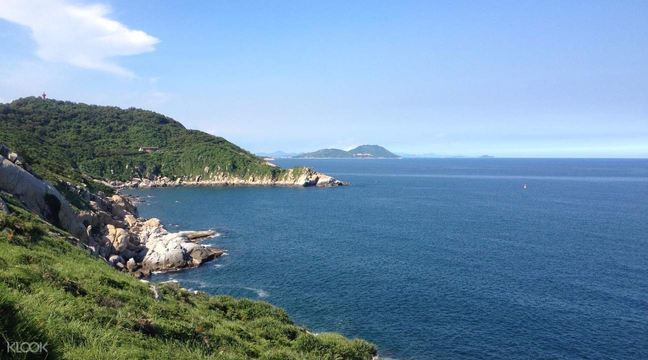 广东茂名海边度假村