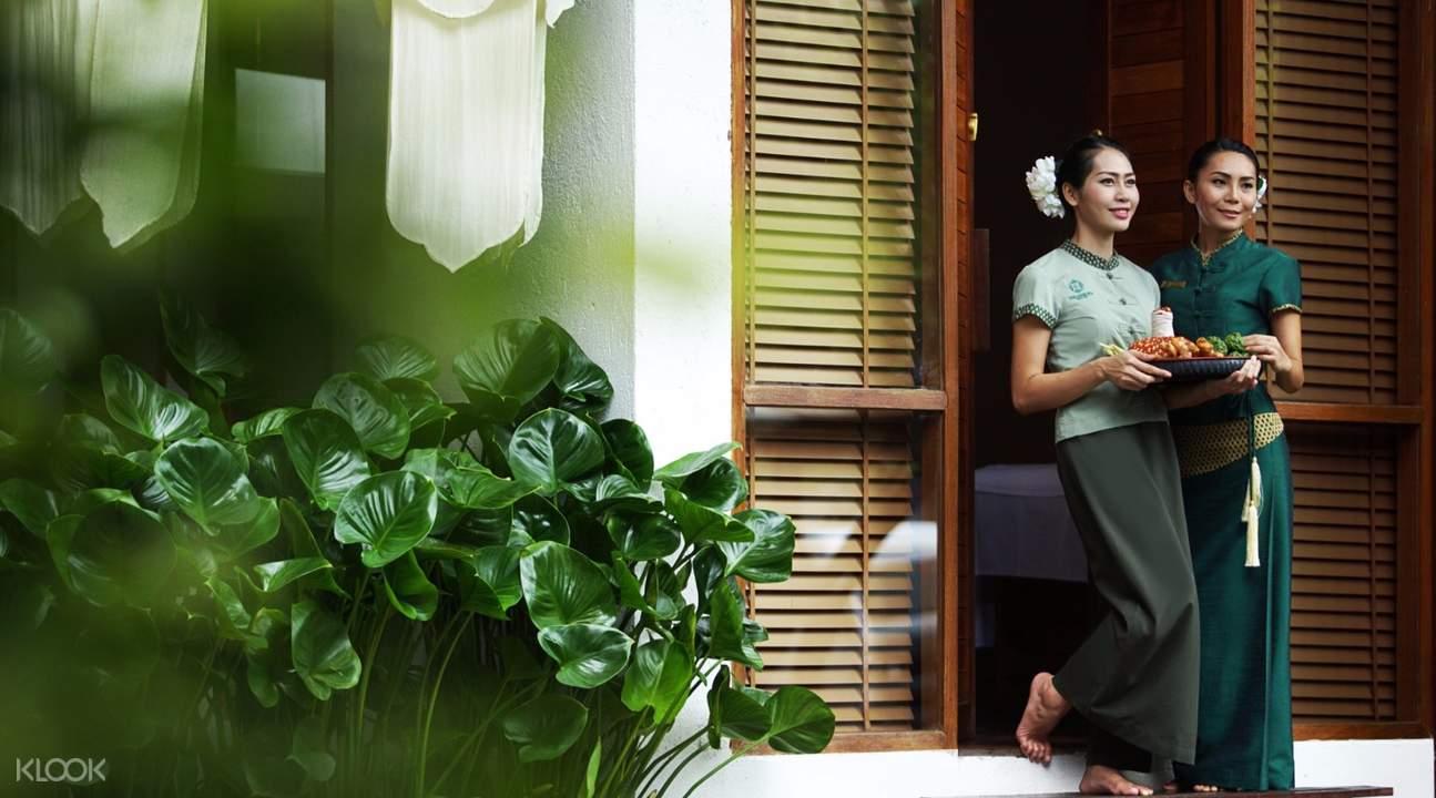 曼谷oasis spa 绿洲水疗按摩体验