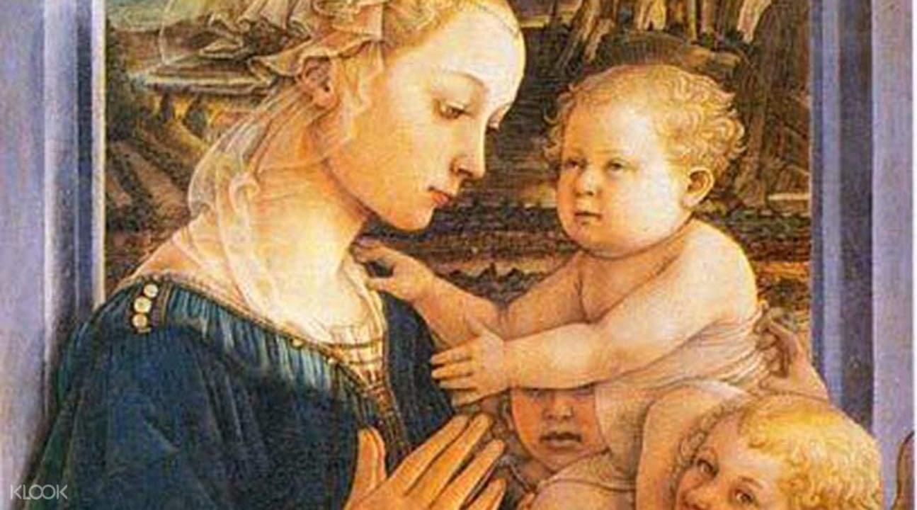 作为欧洲文艺复兴的起源地,佛罗伦萨可谓是艺术的圣殿和灵感的源泉图片