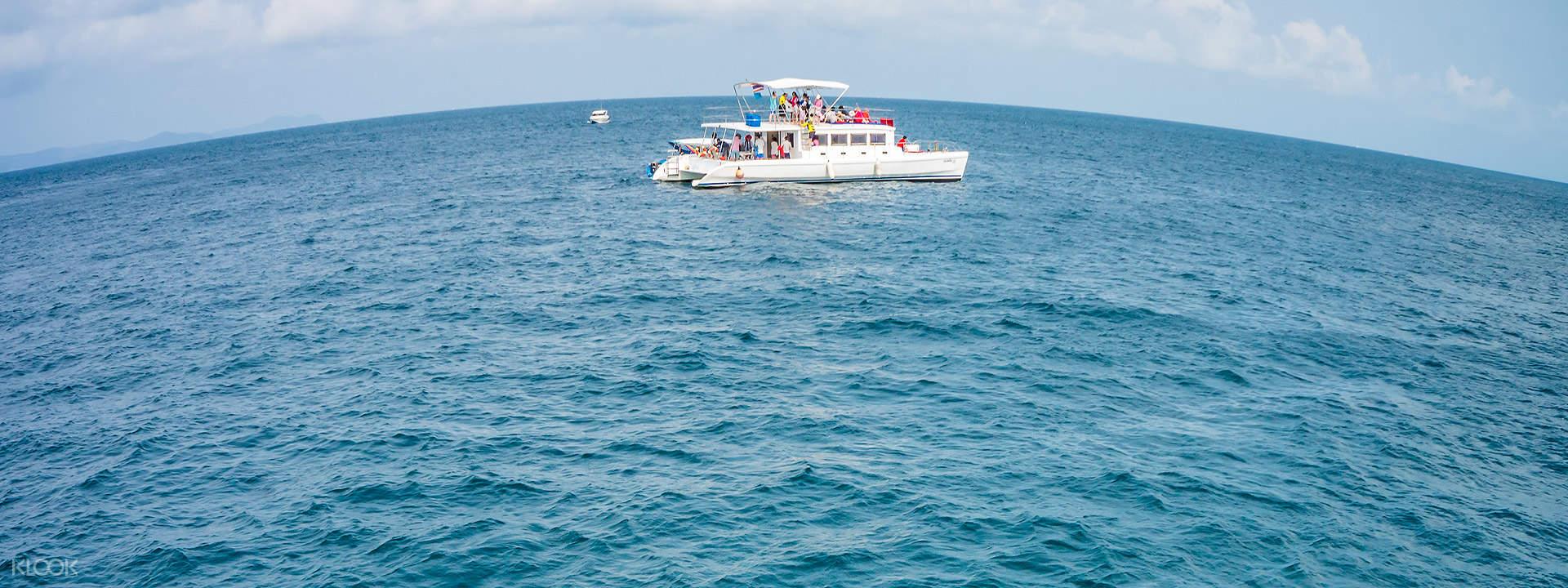 整个旅程感觉很舒服愉快,我很乐意介绍给朋友,来泰国不要再到珊瑚岛