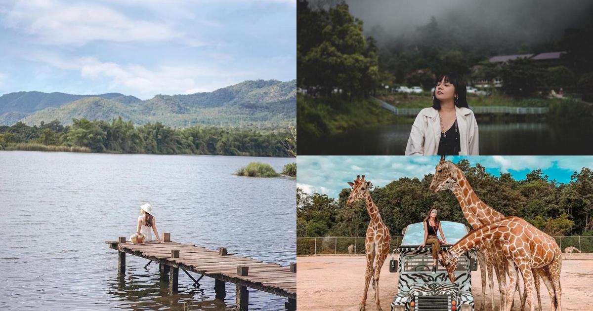 ไปเที่ยวกาญมั้ย? อัพเดตที่เที่ยวใกล้ชิดธรรมชาติในกาญจนบุรี เช็คอินได้ทั้งปีไม่มีเบื่อ