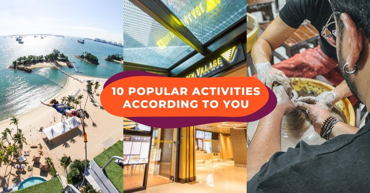 10 Of The Most Popular Activities To Do During Phase 2 According To You