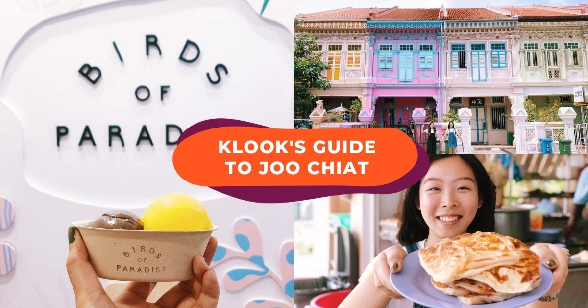 Joo Chiat: The Best Of Singapore's Peranakan Culture, A Food Haven And Home To Everything Cool