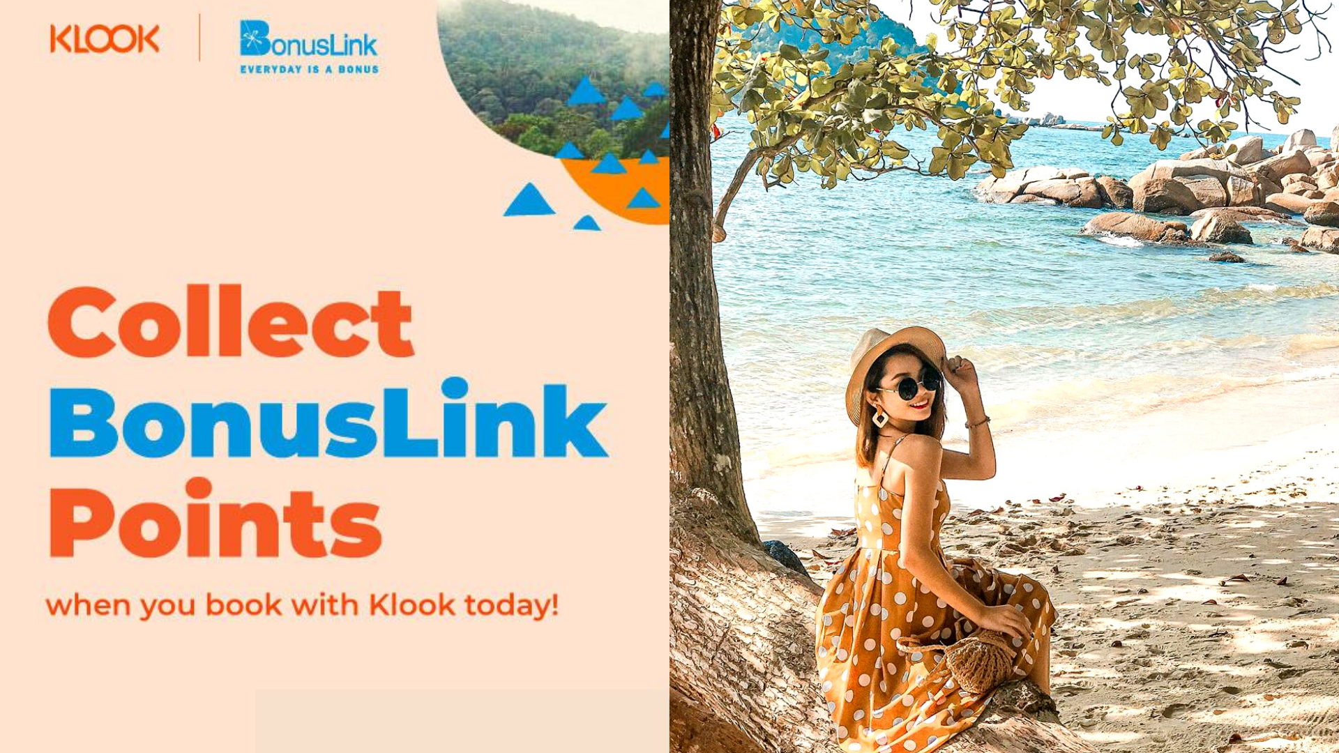 Get Rewarded While You Have Fun: Collect Up To 3 BonusLink Points With Every RM1 Spent On Klook!