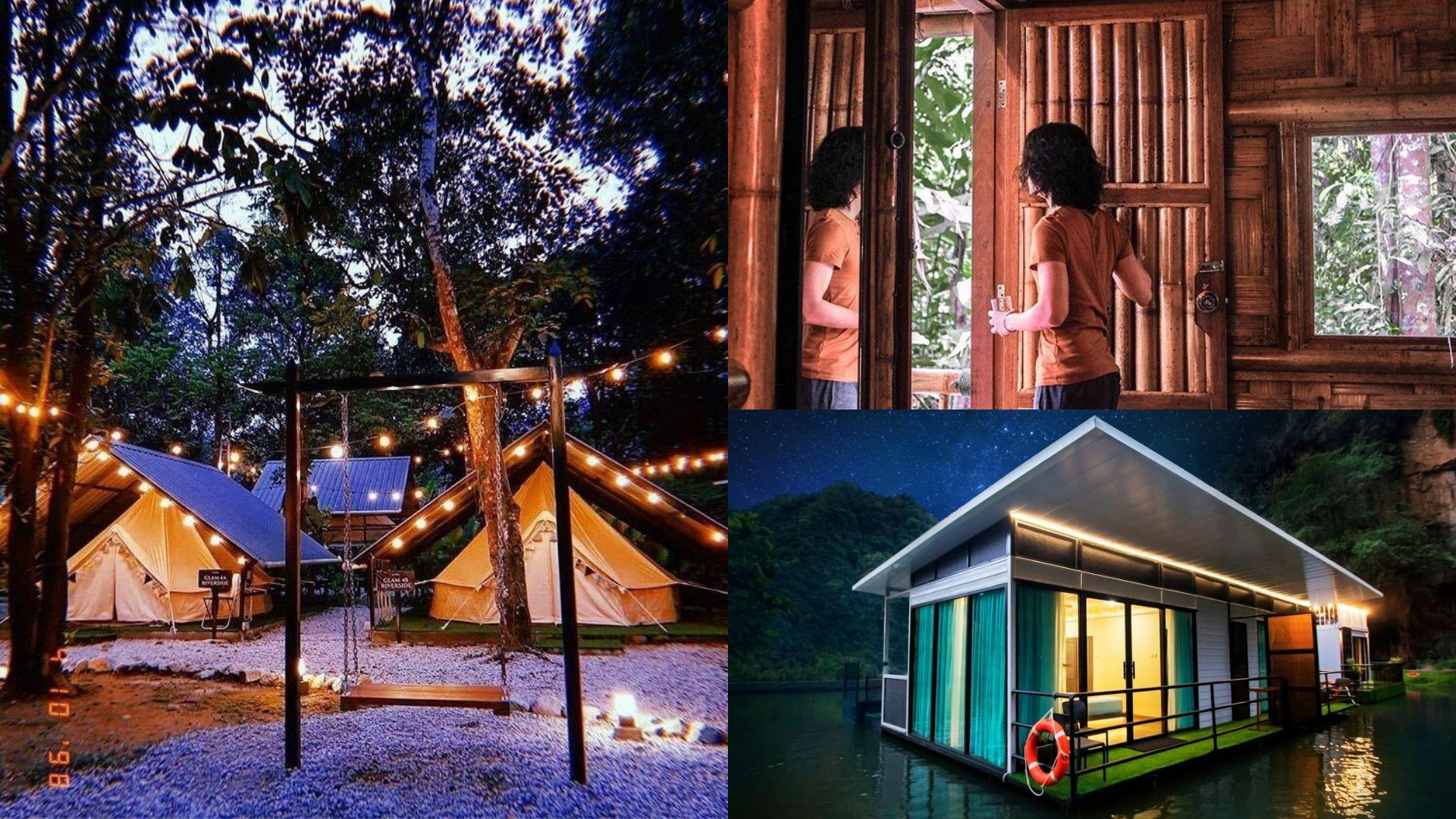 9 Best Camping And Glamping Spots In Malaysia With Scenic Views And Fresh Air