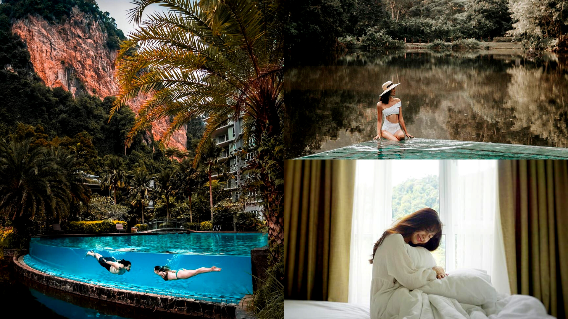 The Haven Resort, Ipoh: Swim In An Infinity Pool Framed By Limestone Cliffs And Wake Up To Crisp Mountain Air