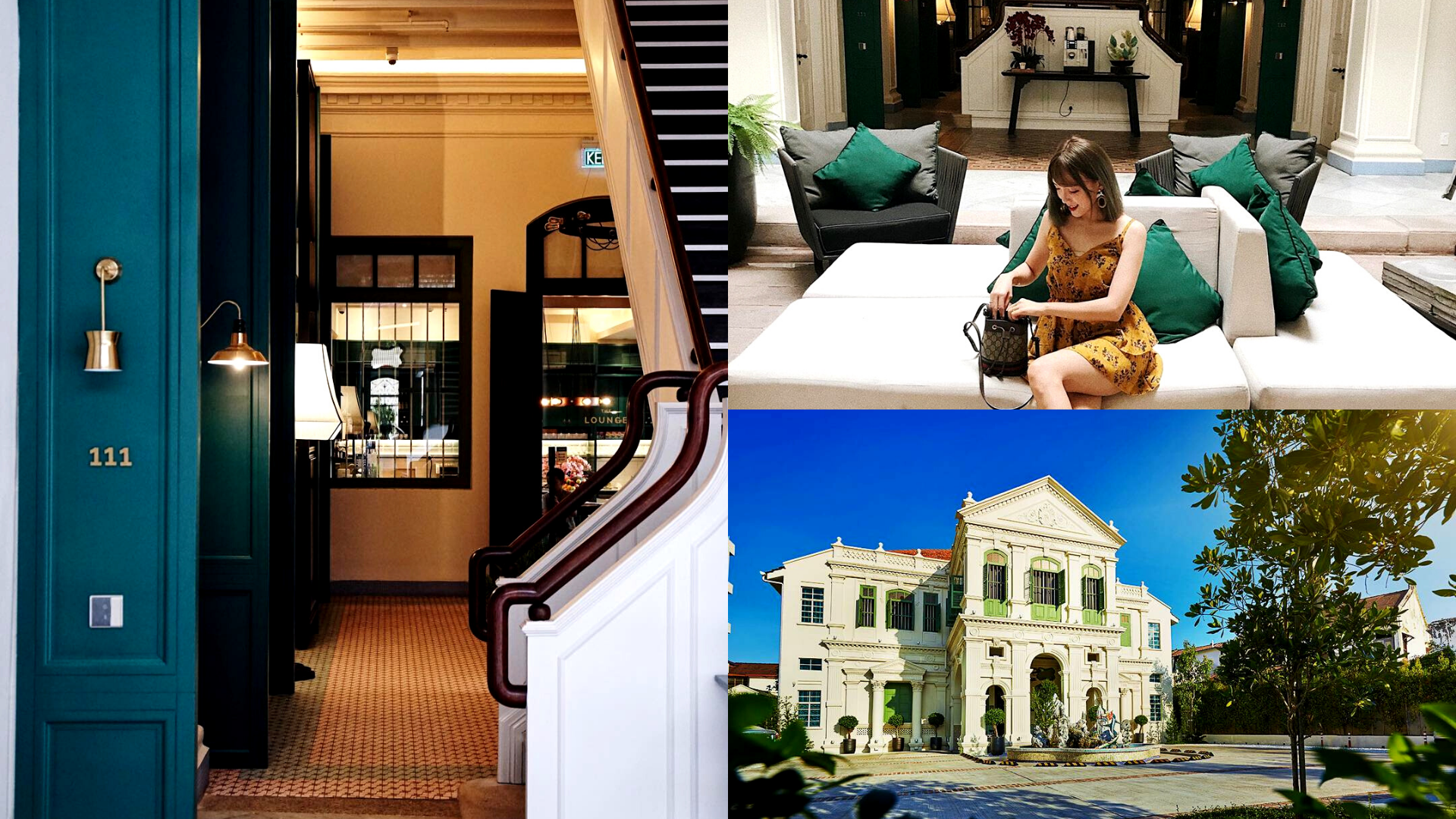 The Edison Georgetown: Spend A Night In An Elegant Colonial Mansion With A Timeless Charm