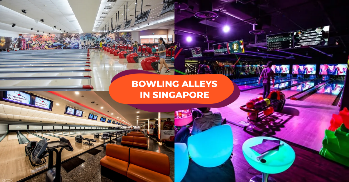 10 Best Bowling Alleys In Singapore For Cosmic Bowling & More