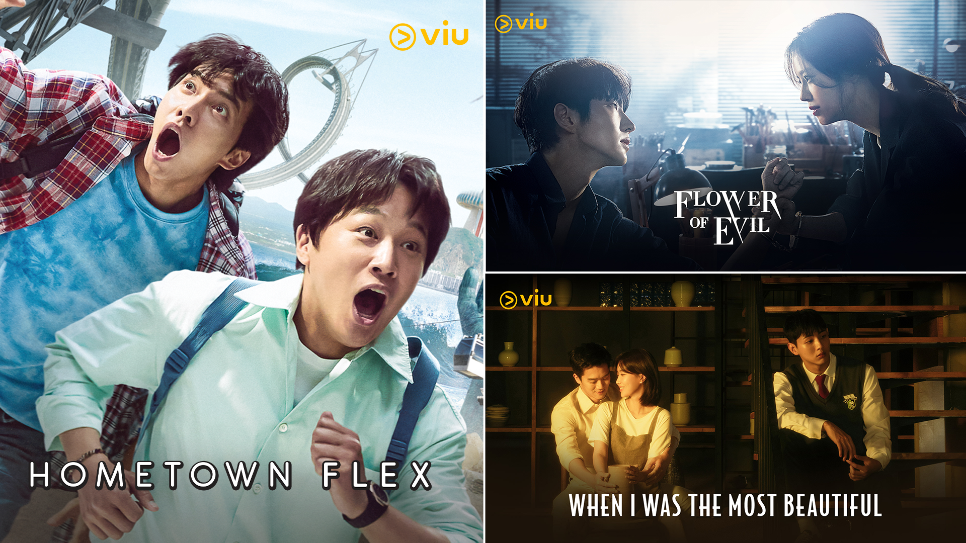 August 2020: New and Upcoming Korean Dramas, Variety Shows and Films on Viu