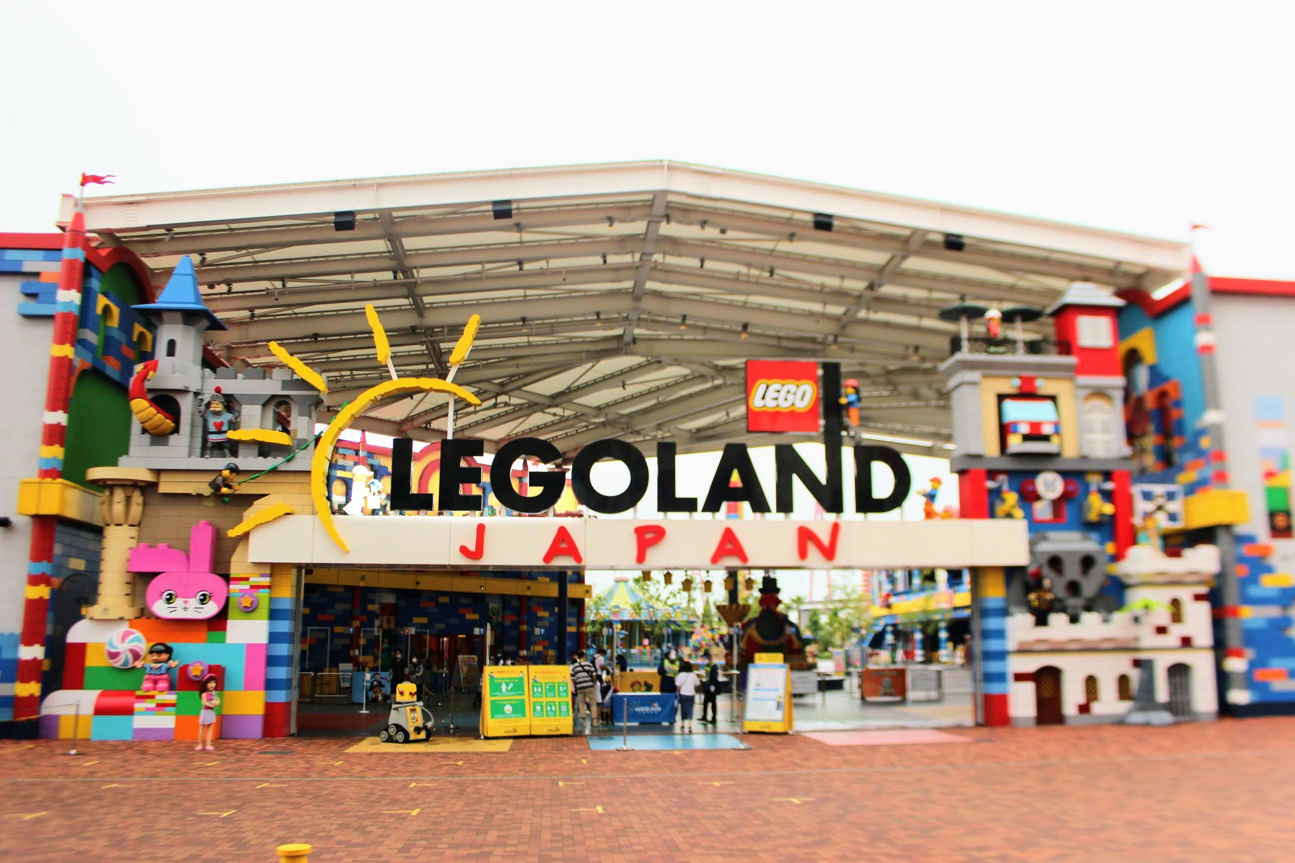 名古屋のレゴランド® ・ジャパンに行く前に、知っておきたい6つのこと