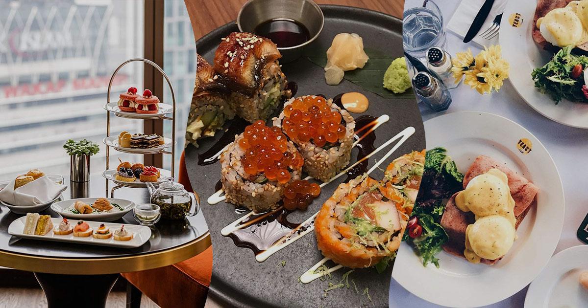 【Klook推荐】KL市区11间特色餐厅 - 边打卡边吃美食,庆祝节日也很适合!