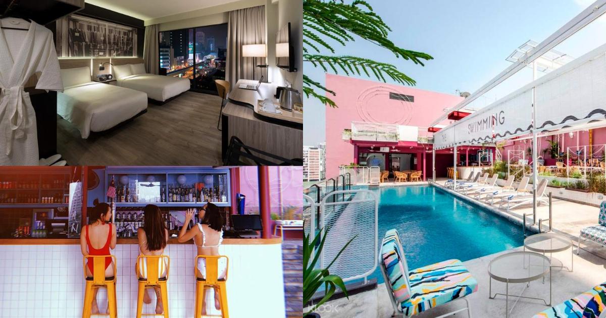 【Klook推荐网美打卡地】CP值超高的精品酒店——KL Journal!