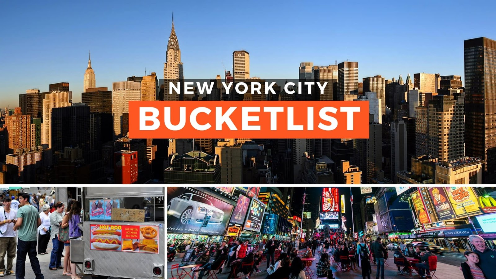 New York, Things to Do