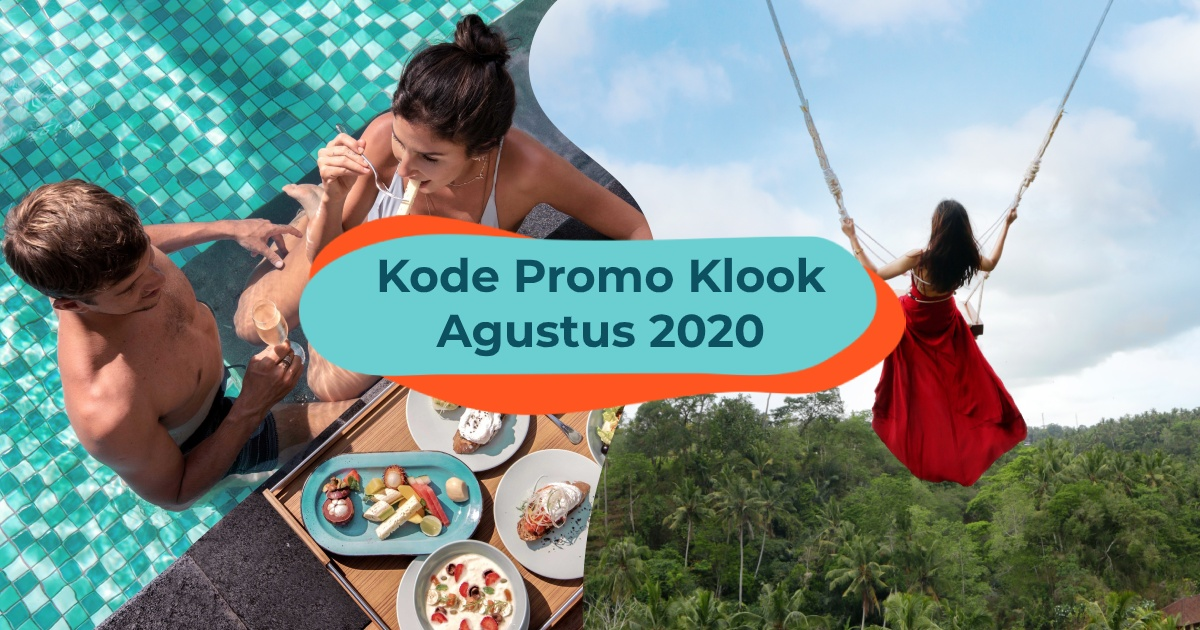 Promo Klook Terbaru Agustus 2020: Diskon Rp 150.000, Promo Staycation, & Transportation Deals!
