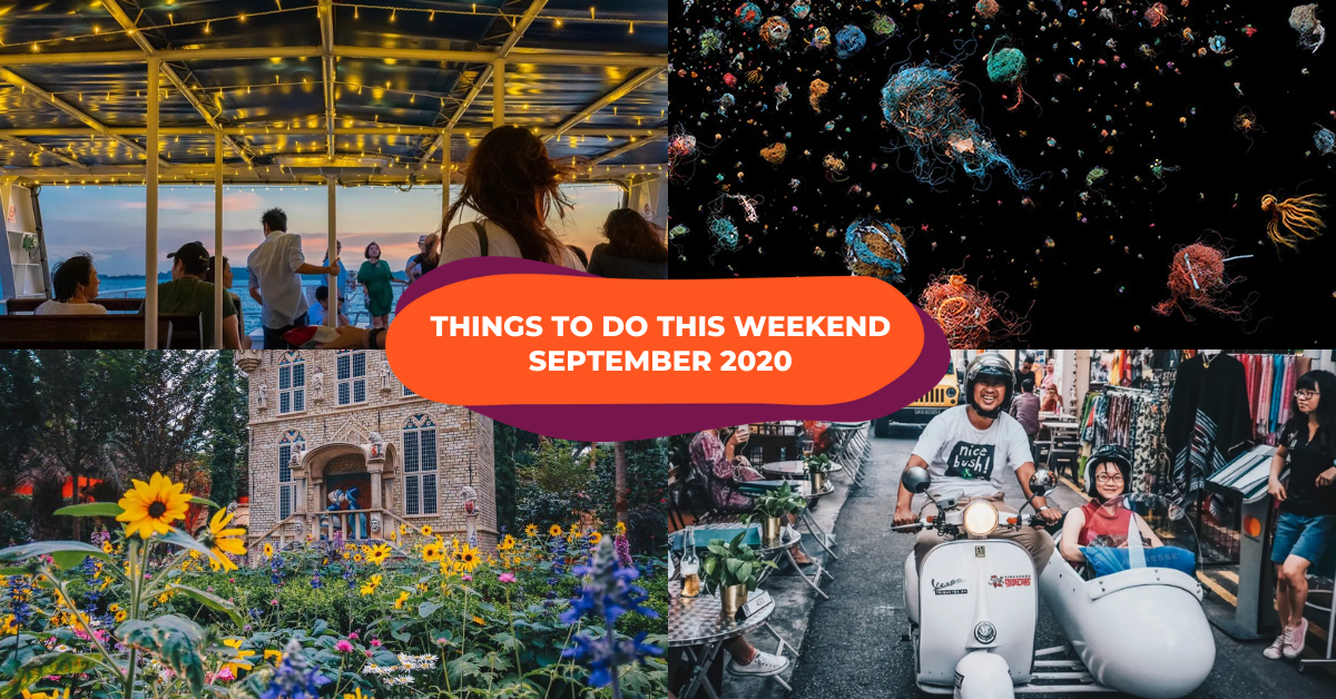 things to do in singapore weekend september