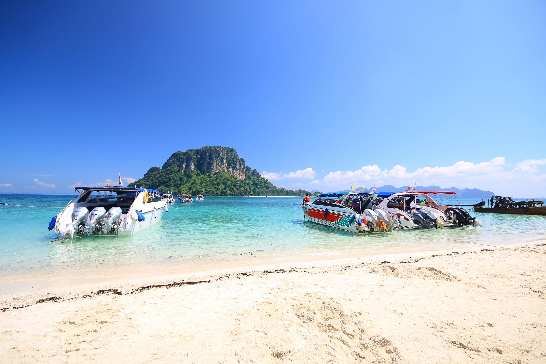 Krabi 4 Islands Day Tour
