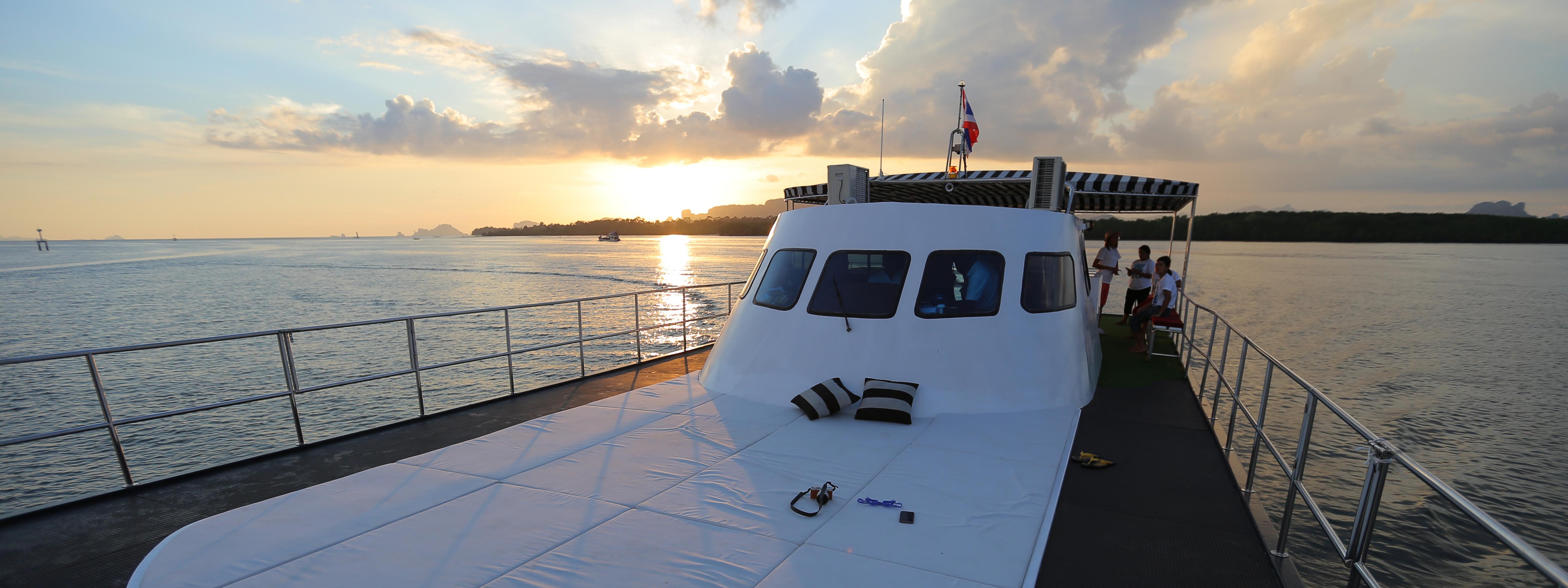 Krabi Luxury Sunset Cruise