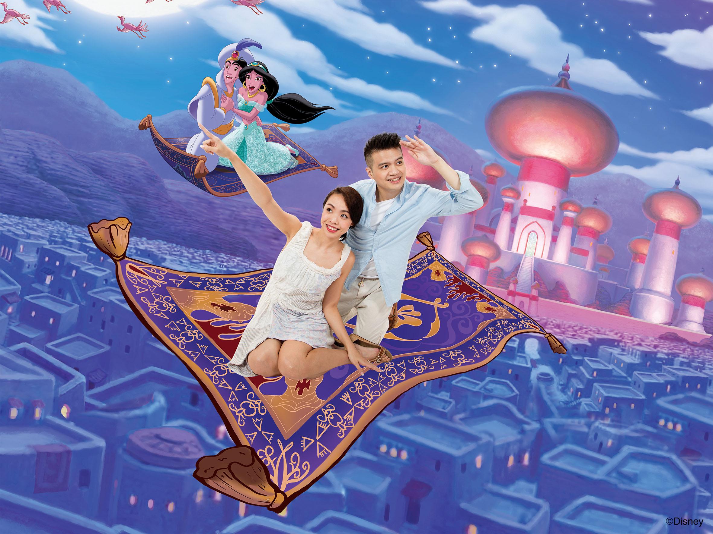 Https Noc Monthly 2018 11 20 05 Klook Luggage Tag Hk Putih 9ba87827 Hong Kong 3d Museum Disney Magical World
