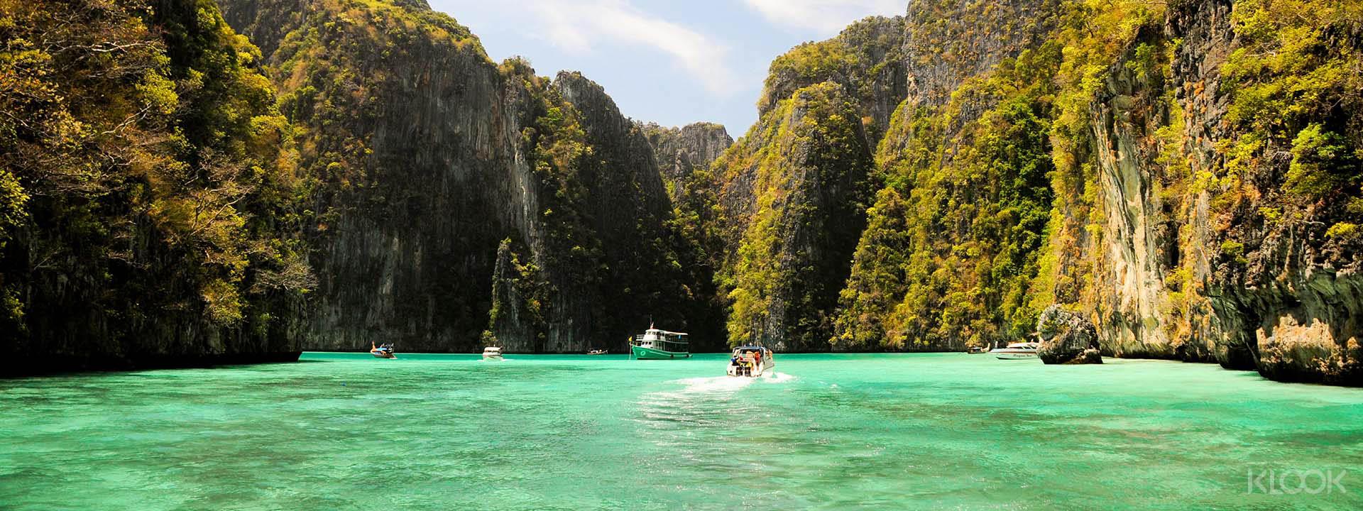 Krabi 4-Islands Day Trip