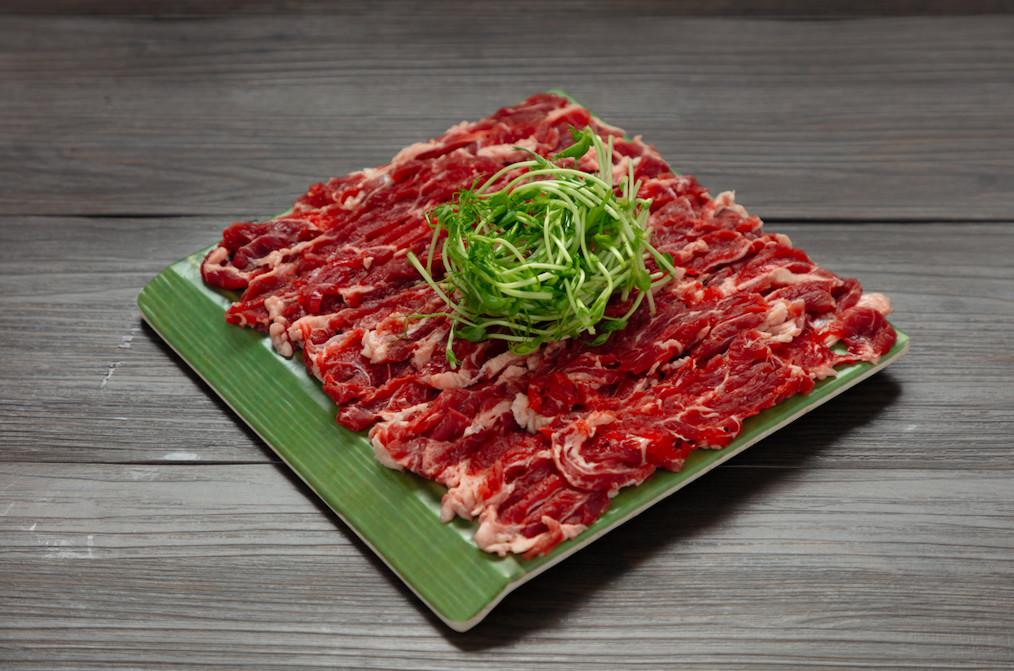 餐廳亦會提供多款肉類,讓客人選擇