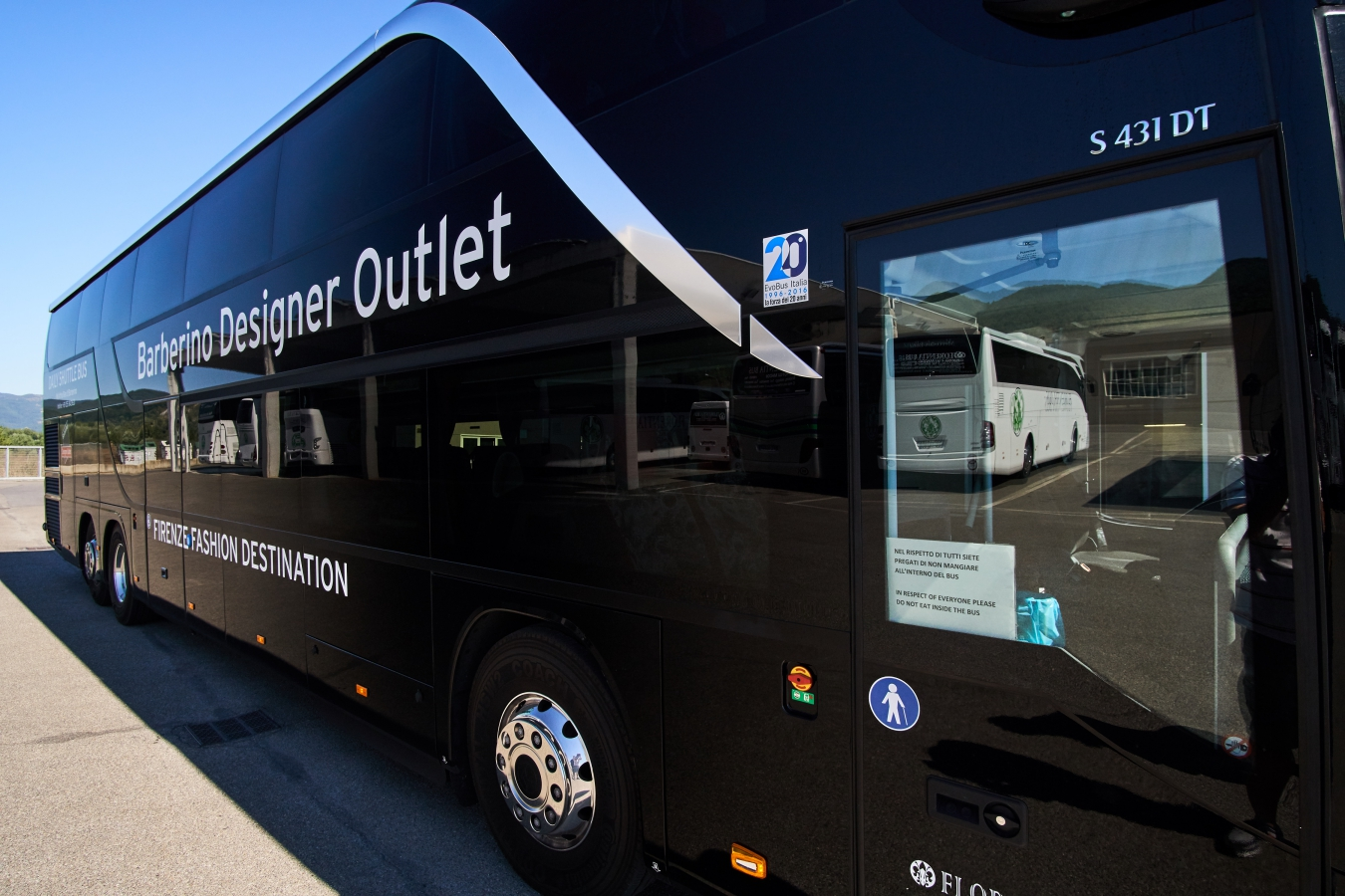 Sale Barberino Designer Outlet Shopping Shuttle From Florence Sale 2 Ticket Kd