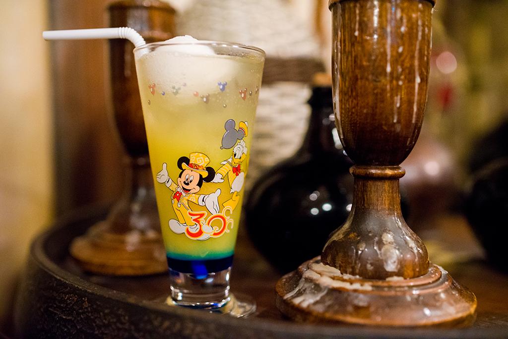 Tokyo DisneySea Cocktails