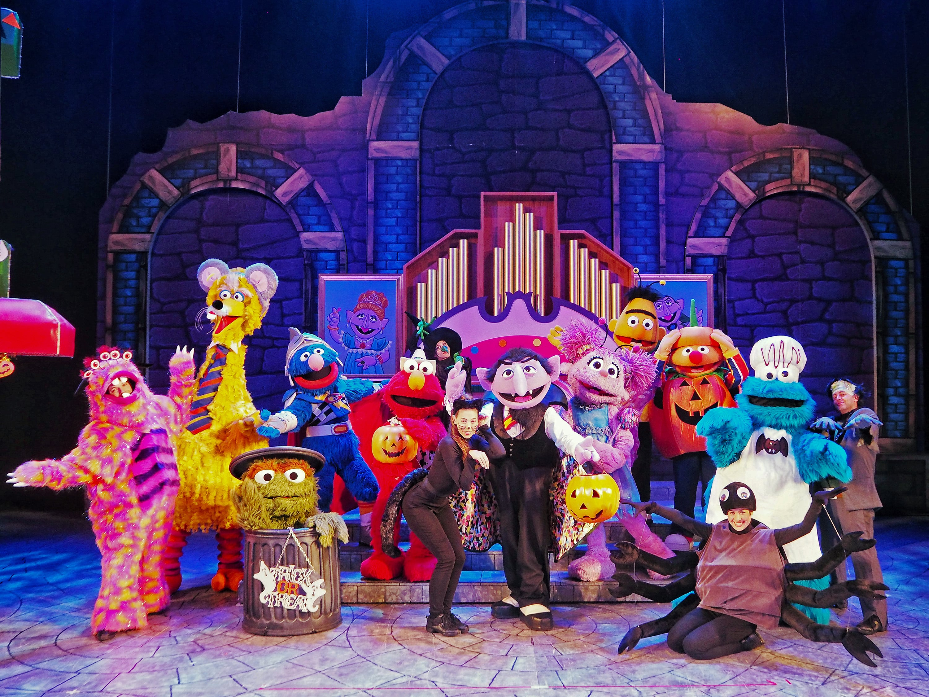 Scare-yourselves-silly-at-these-horrific-halloween-scarefests-uss-sesame-street-trick-o-treat