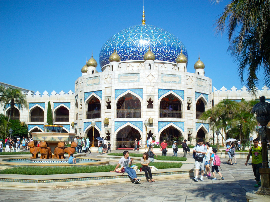 Arabian Palace