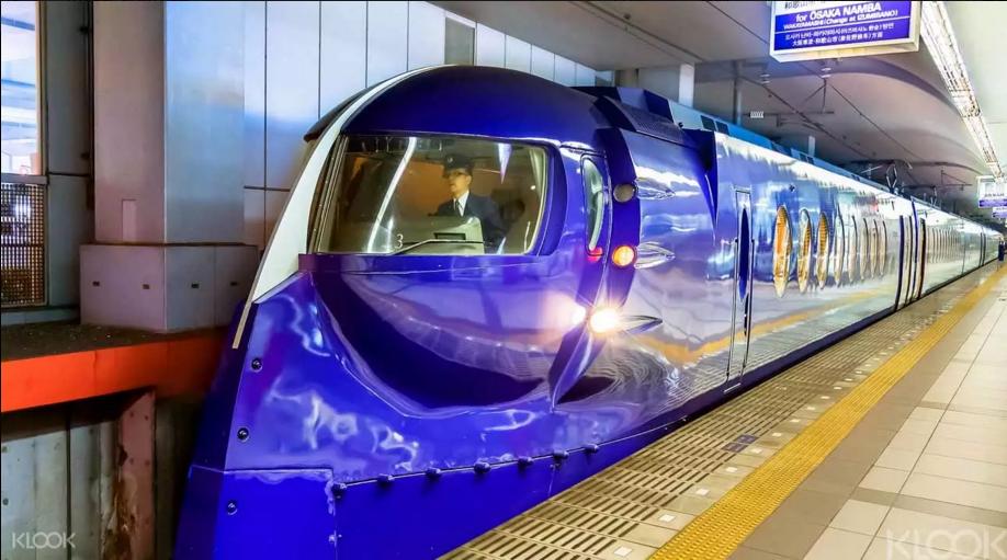 เดินทางจากสนามบินคันไซไป Namba นัมบะ หรือ Kyoto เกียวโต ง่ายนิดเดียว! วิธีซื้อบัตรโดยสารเข้าเมืองโอซาก้า!