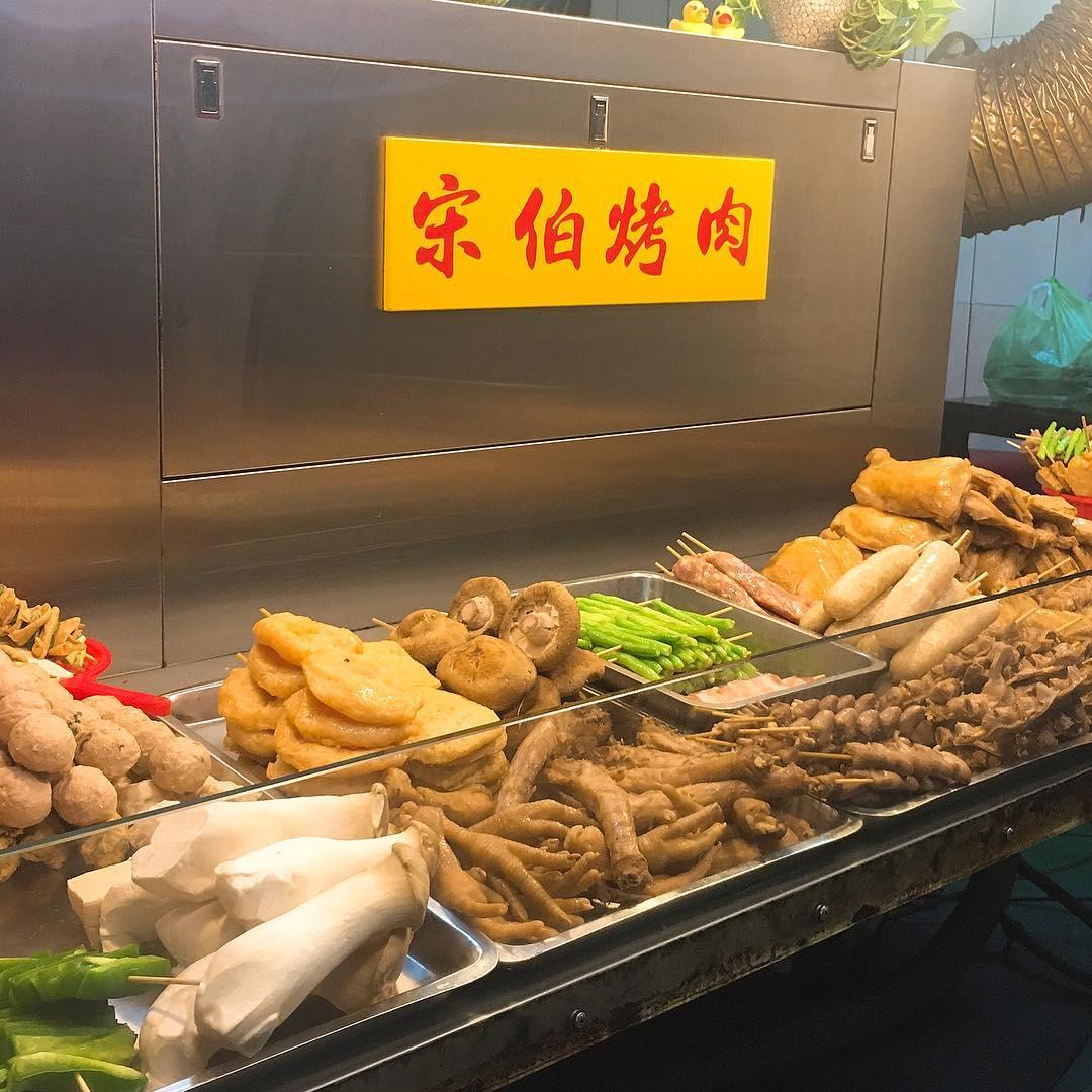 「宋伯烤肉」的食材種類相當豐富,還有很厲害的獨門醬汁。(圖片來源/Instagram-sagechiu246)