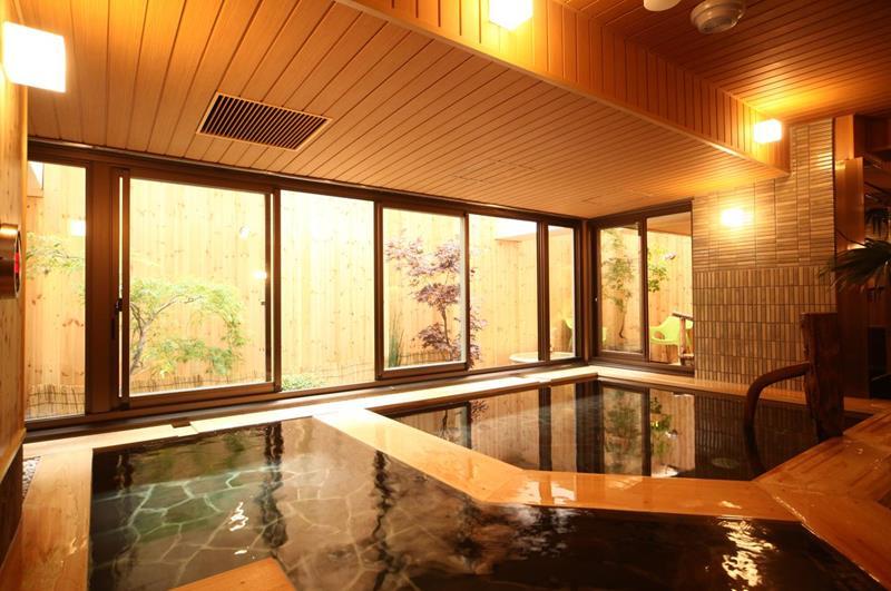 男女別大浴場-石狩の湯(照片來源:Dormy Inn PREMIUM Sapporo官網https://goo.gl/yvbCF3)