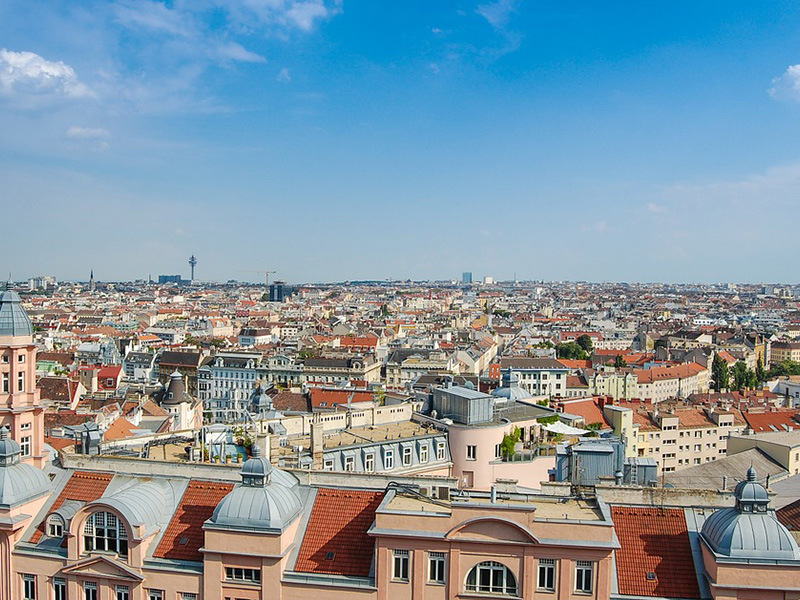 【 奧地利自由行 】維也納環境超舒適,揭秘超高生活品質六大原因!