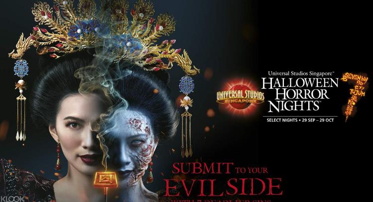 2017 新加坡環球影城「 萬聖節驚魂夜 」! 9 大恐怖設施讓你叫到哭!