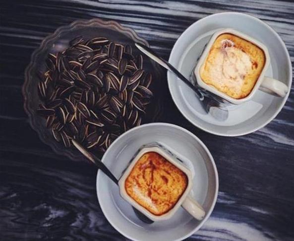 越南必吃 : 生雞蛋咖啡