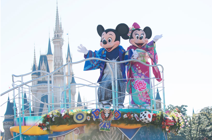 2018東京迪士尼
