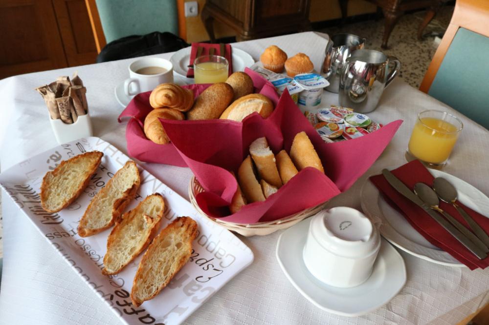 西班牙 Tarragona Hotel Sant Jordi 早餐4 jpg