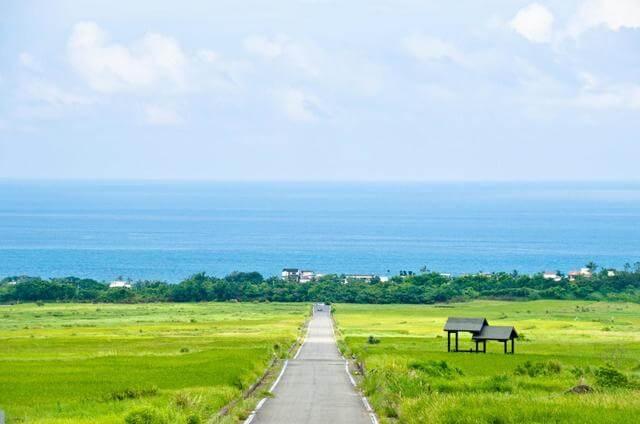 超壯麗的金剛大道美景!(照片來源:台東縣觀光旅遊網)