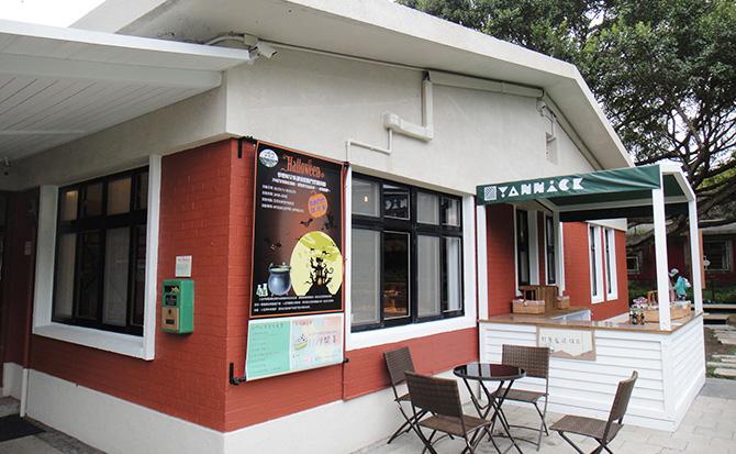 夢想村1號店為美國南方鄉村別墅風格建築。(圖片來源/亞尼克夢想村官網)