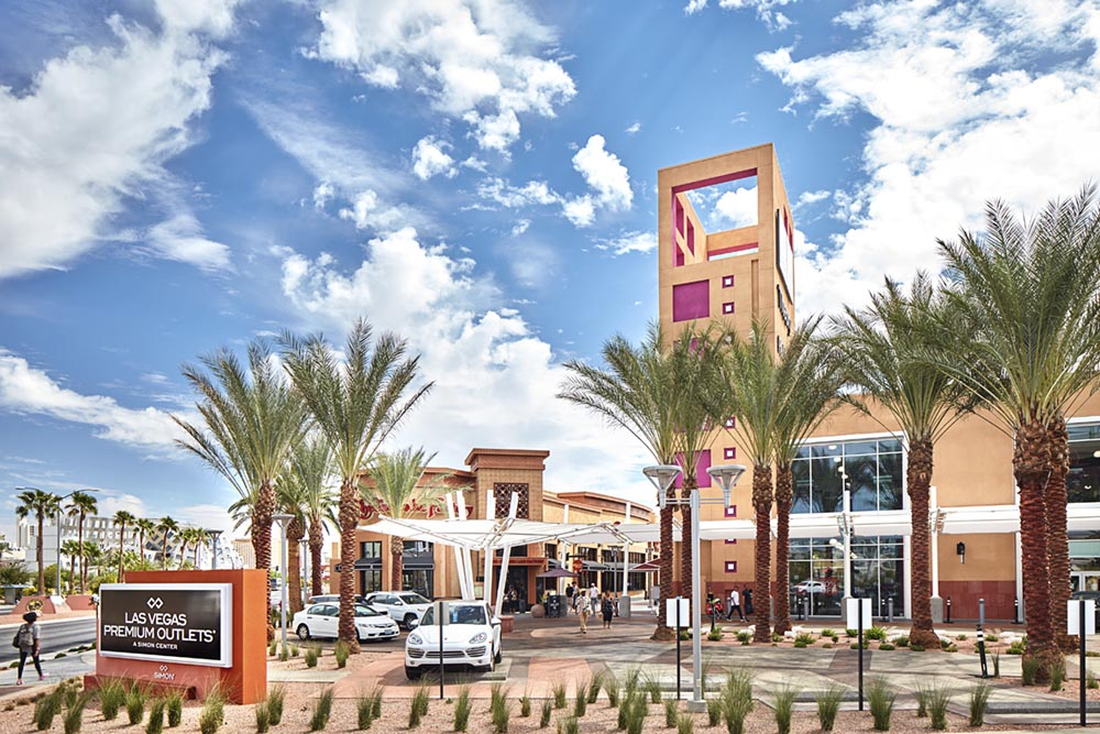 Las Vegas North Premium Outlets圖片來源:https://goo.gl/cofikv