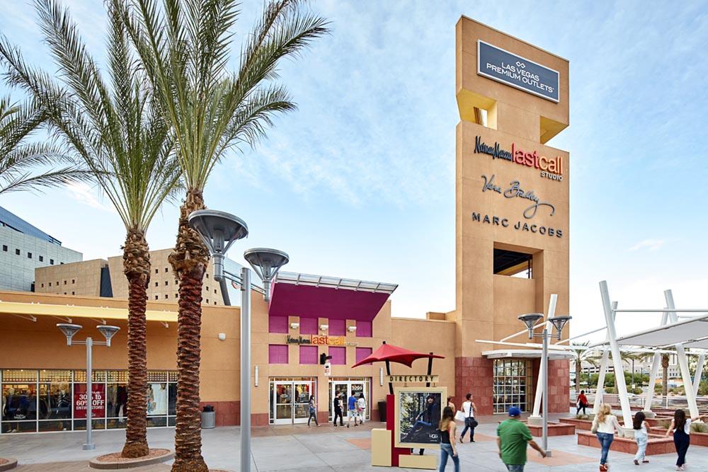 Las Vegas North Premium Outlets圖片來源:https://goo.gl/rJMrTL