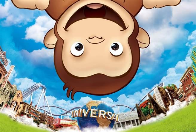 「好奇猴喬治」,大型互動式劇場表演秀。