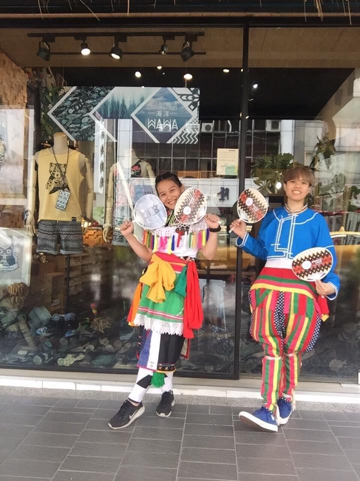 原住民潮流品牌「花生騷」。(圖片來源/花生騷粉絲團)