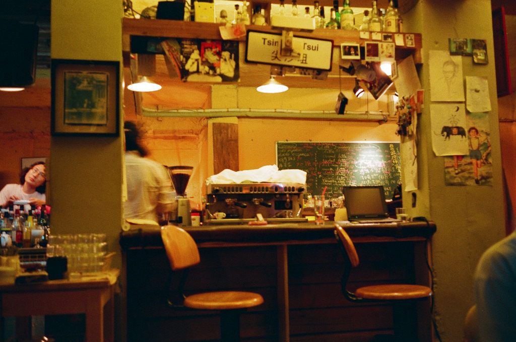 懷 舊 溫 州 街 , 文 藝 溫 州 印 象 Photo | flickr cc editor 祐