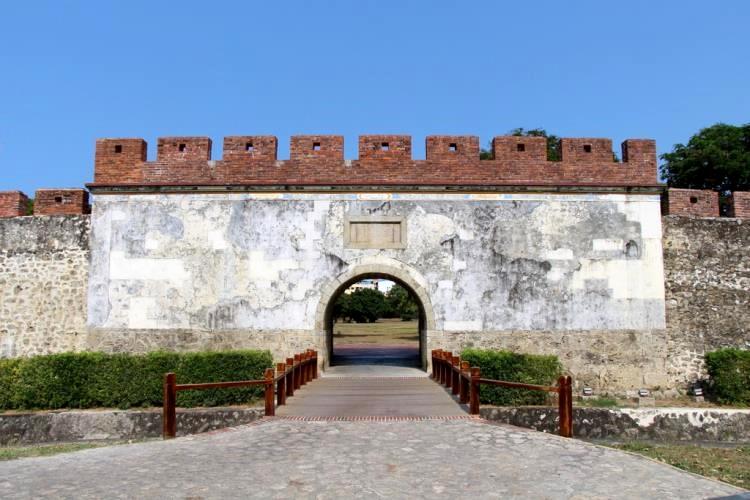 左營舊城的東門。(圖片來源/高雄旅遊網)