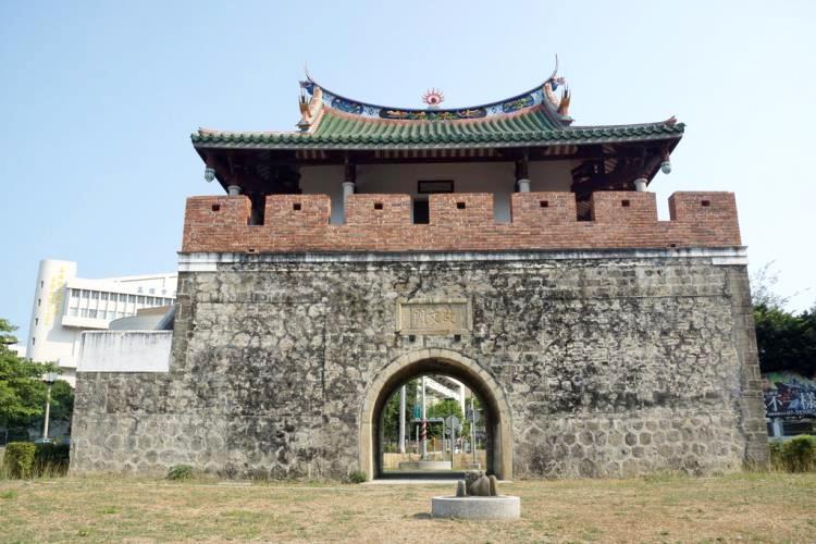 左營舊城的南門。(圖片來源/高雄旅遊網)