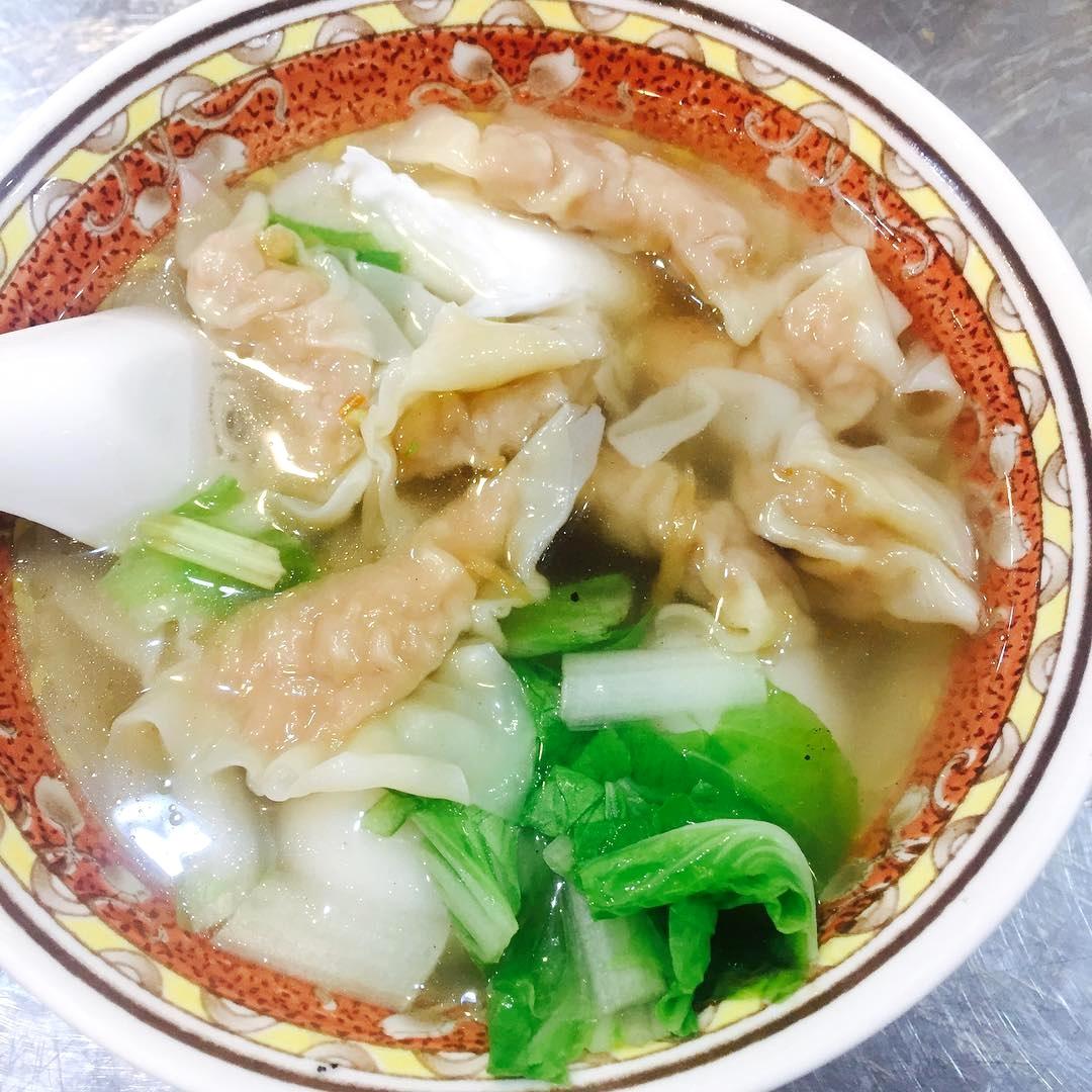 美味的汾陽餛飩湯。(圖片來源/Instagram-baberwang)