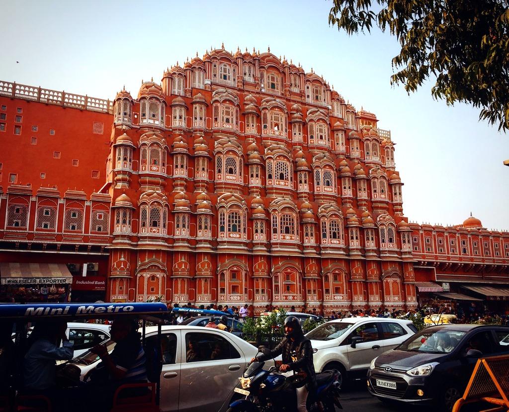 【印度自由行】粉紅之城齋浦爾(Jaipur)必逛必拍景點懶人包!