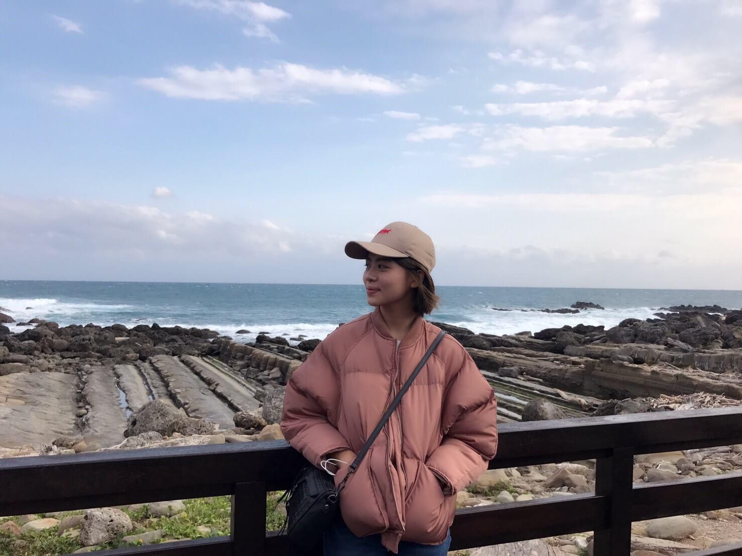 小野柳有超酷的天然地形景觀!Photographer / Penny